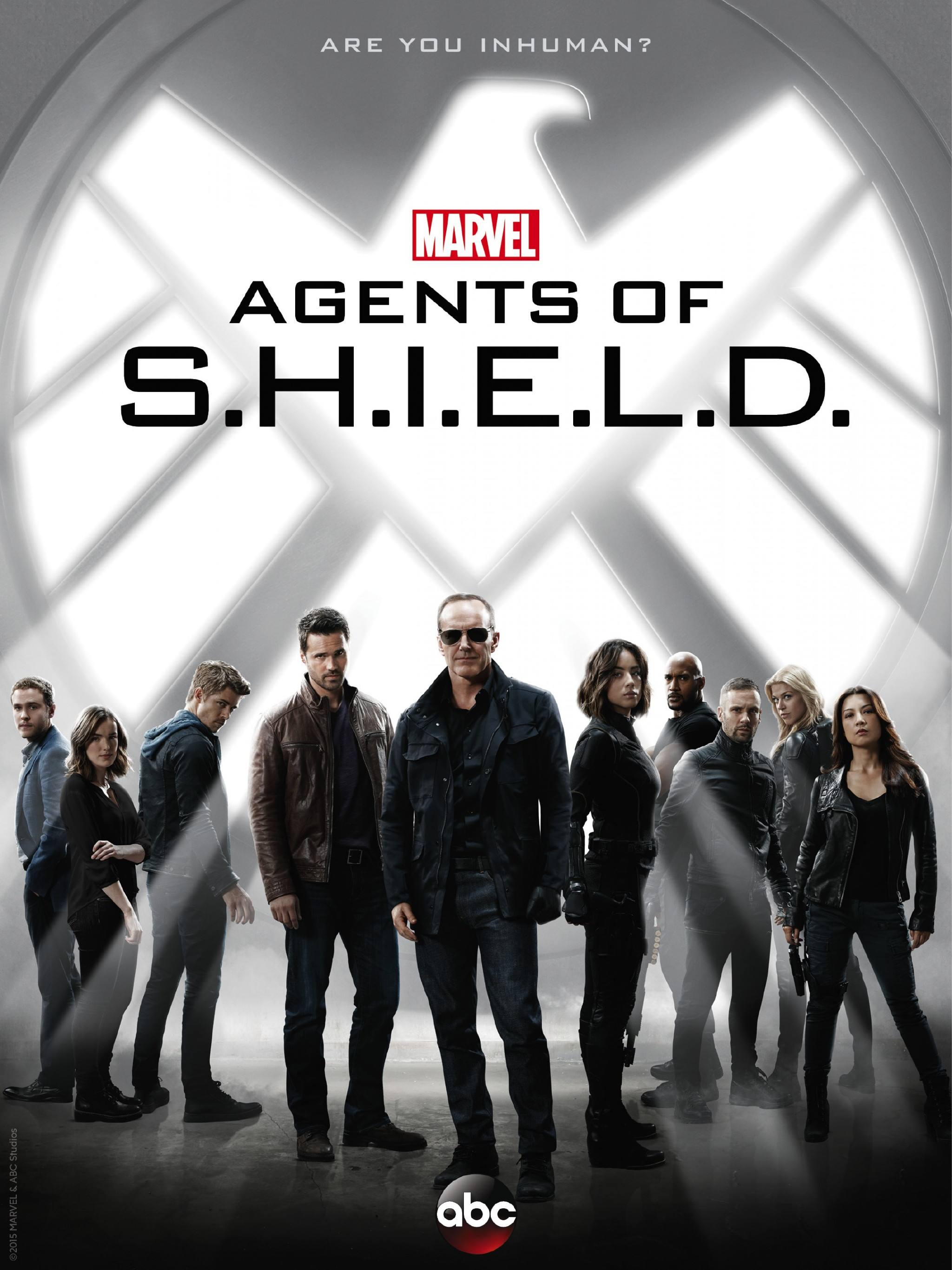 神盾局特工 第六季 神盾局特工 1-5季  完结22 Agents of S.H.I.E.L.D. Season 4 (2016)